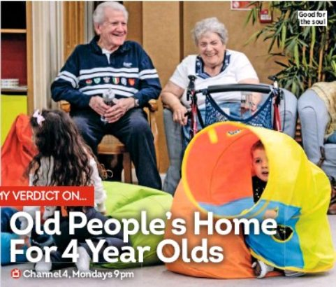 Old People's Home for 4 Year Olds